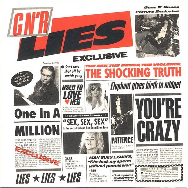 Lies - Cover Art