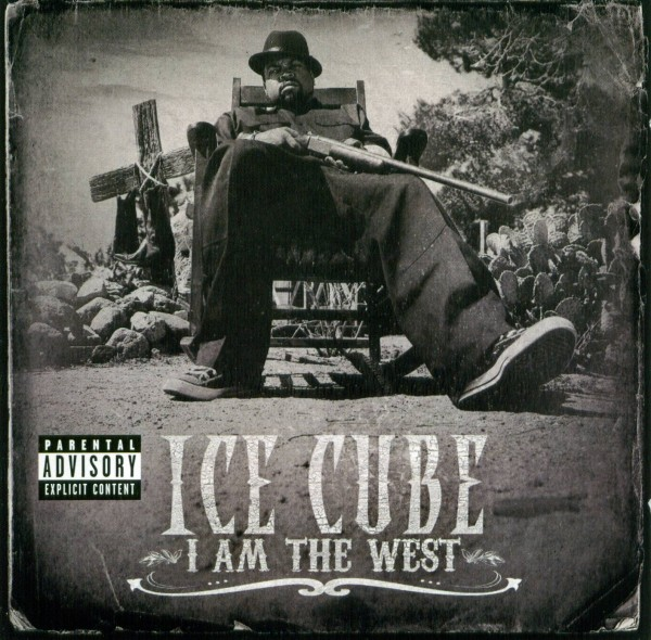 I Am The West - Cover Art