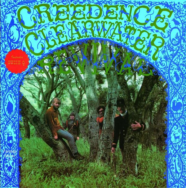 Creedence Clearwater Revival (40th Anniversary Edition) [Remastered] - Cover Art