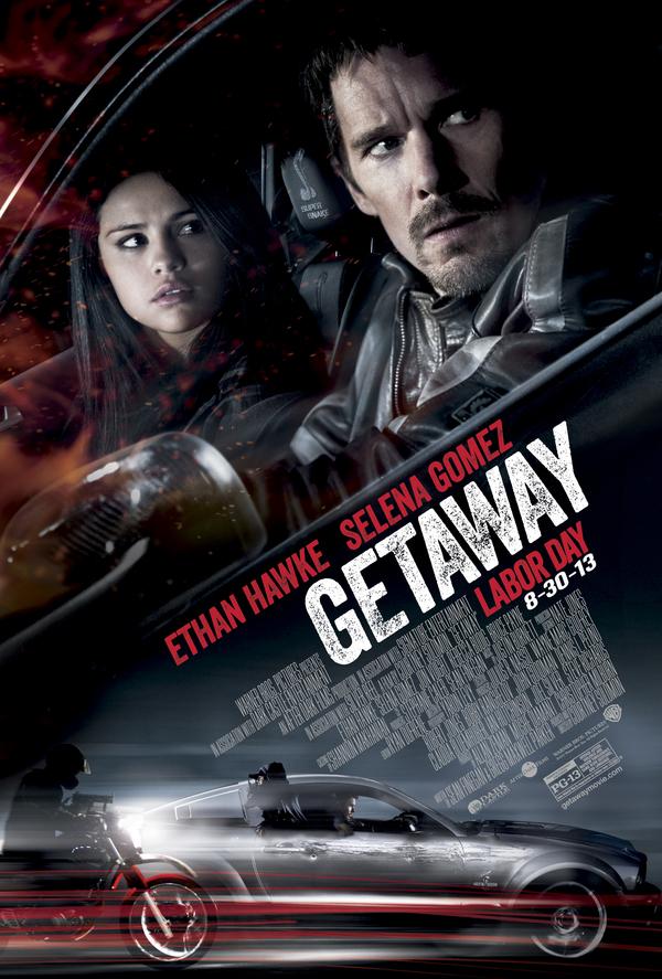 Getaway - Cover Art