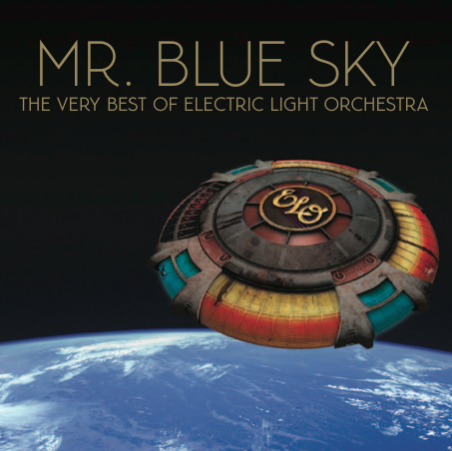 Mr. Blue Sky - The Very Best of Electric Light Orchestra - Cover Art