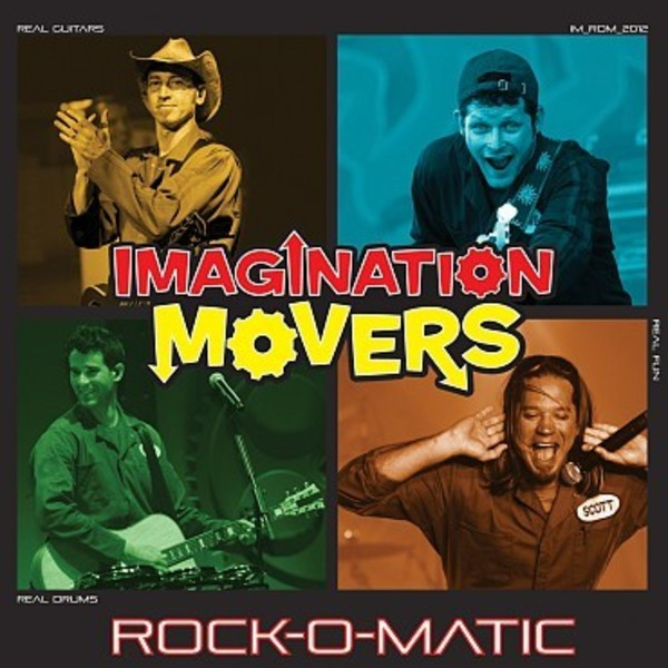 Rock-O-Matic - Cover Art