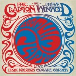 Eric Clapton and Steve Winwood Live From Madison Square Garden - Cover Art
