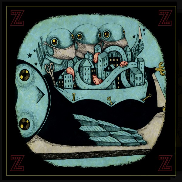 Z - Cover Art