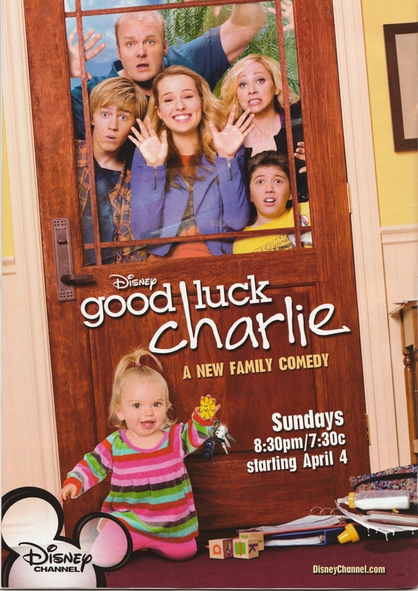 Good Luck Charlie - Cover Art
