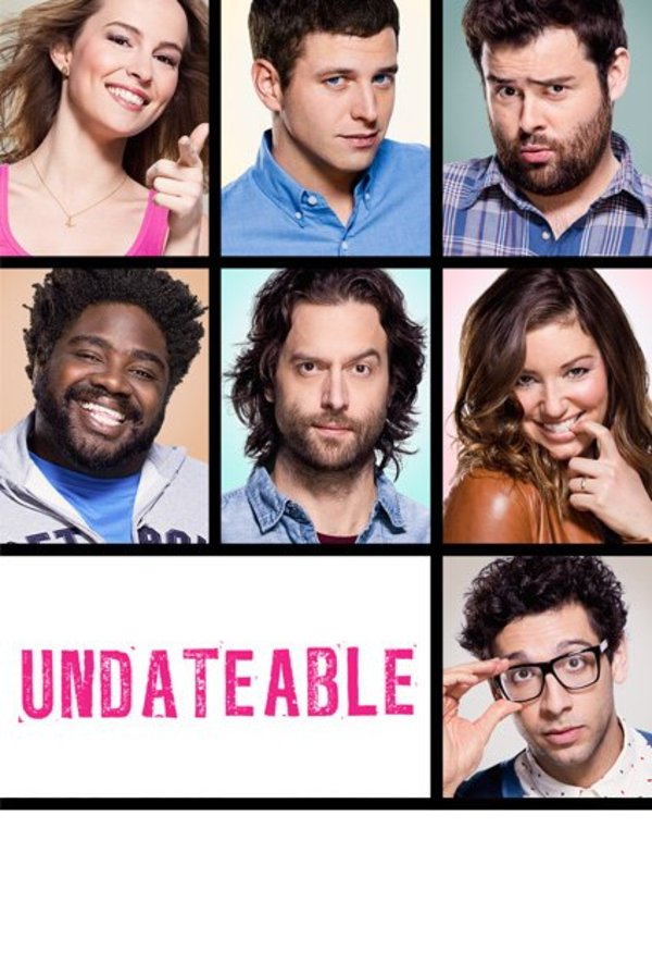 Undateable - Cover Art
