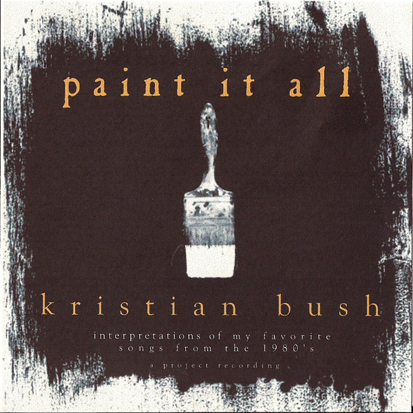Paint It All - Cover Art
