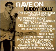 Rave On Buddy Holly - Cover Art