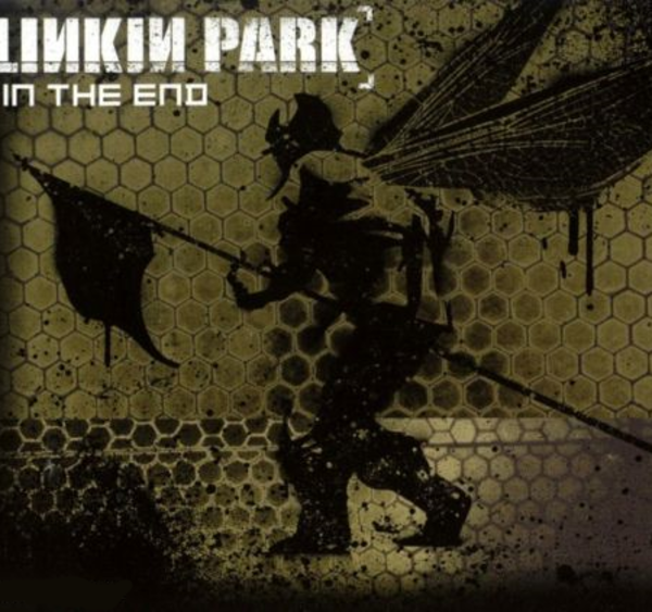In the End - Cover Art