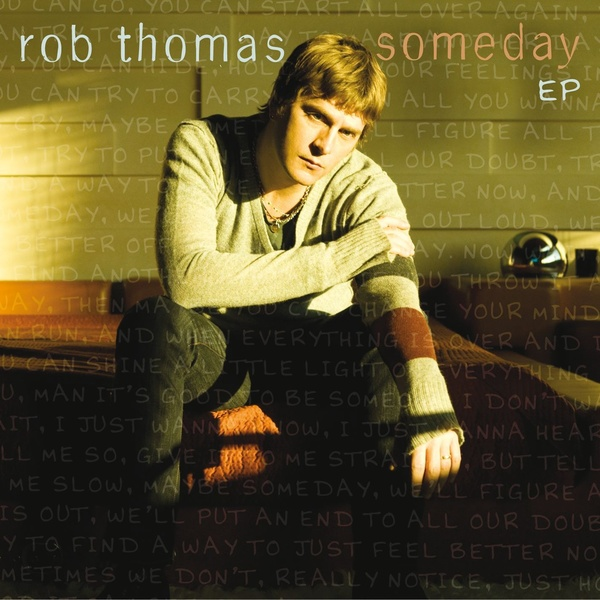 Someday - EP - Cover Art