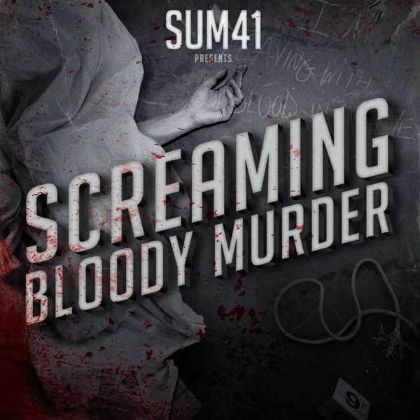 Screaming Bloody Murder - Cover Art