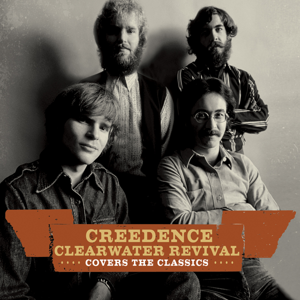 Creedence Covers the Classics - Cover Art