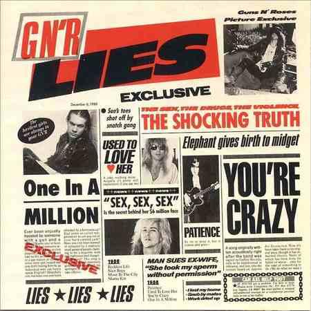 Lies - Cover Art