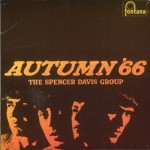 The Spencer Davis Group: Autumn 66 - Cover Art