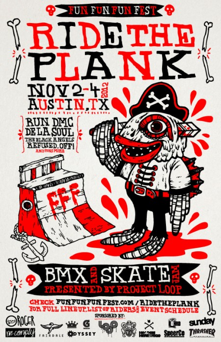 Free Ride + Skate presented by Sunday Bikes Picture