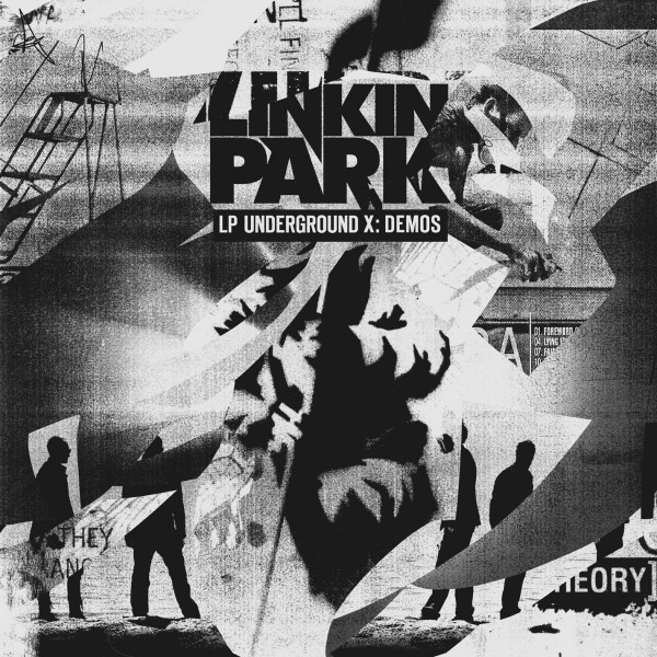 LP Underground X - Cover Art