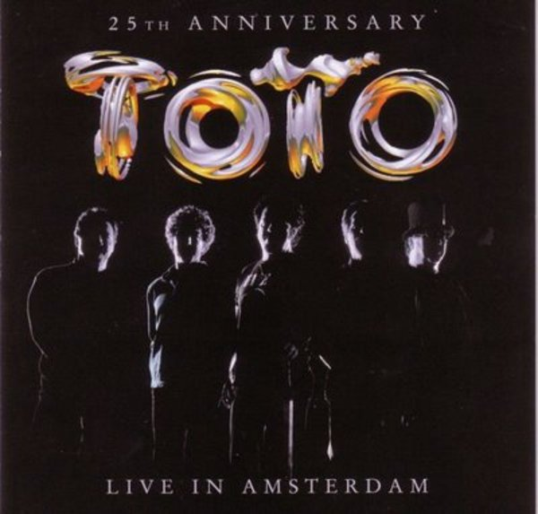 Live In Amsterdam (25th Anniversary) - Cover Art