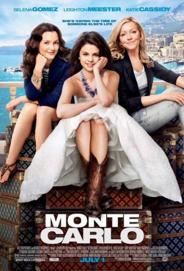 Monte Carlo - Cover Art