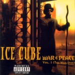 War & Peace Vol. 1 (The War Disc) - Cover Art