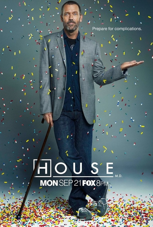 House M.D. - Cover Art