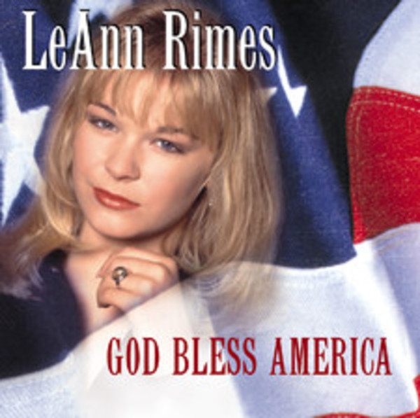 God Bless America - Cover Art