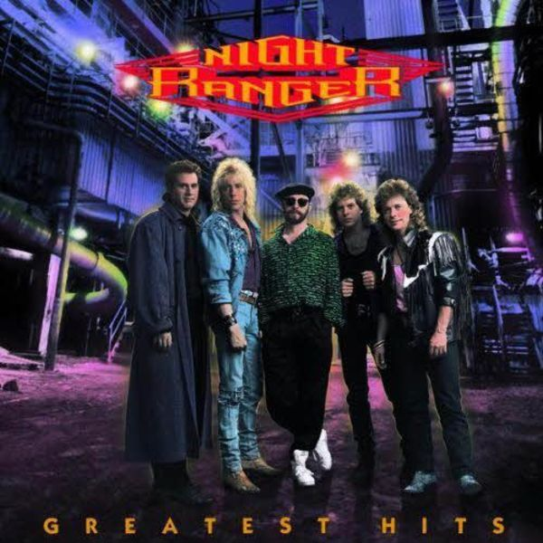 Greatest Hits - Cover Art
