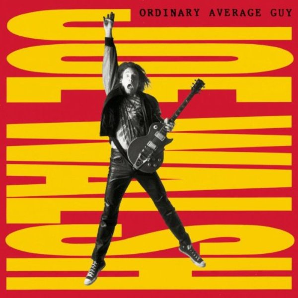 Ordinary Average Guy - Cover Art