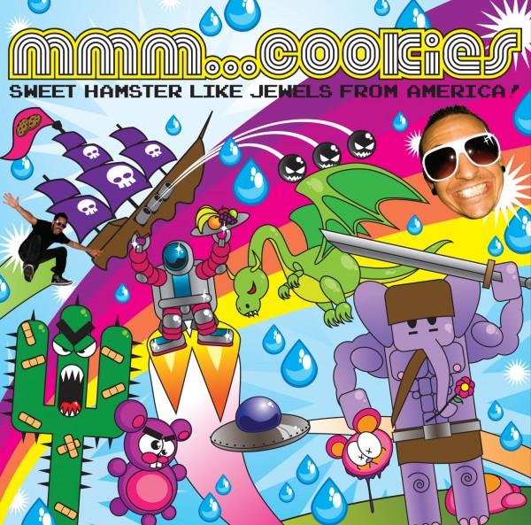 LP Underground 8 - Cover Art