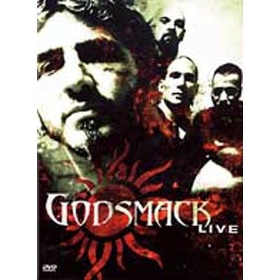 Godsmack Live [DVD] - Cover Art