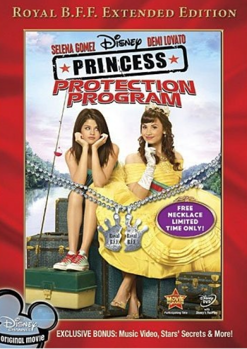 Princess Protection Program - Cover Art