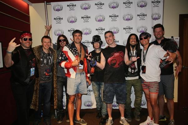 Las Vegas, NV - June 6th, 2014