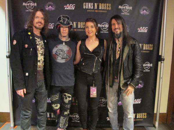 Las Vegas 11-17-12