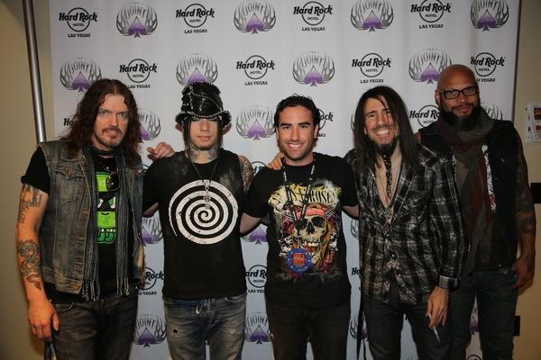 Las Vegas, NV - June 4th, 2014