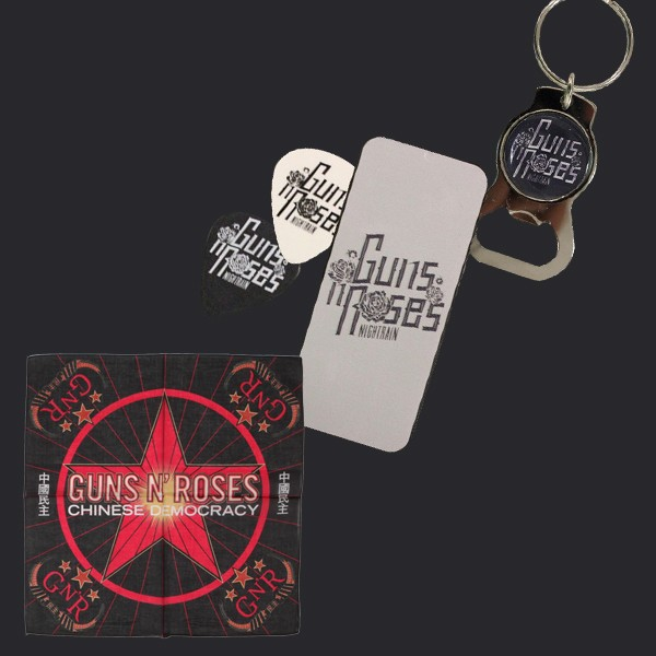 Limited Edition Nightrain Accessories Bundle