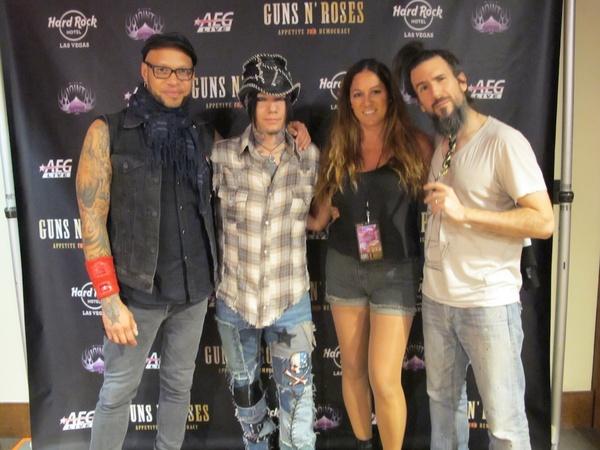 Las Vegas 11-2-12
