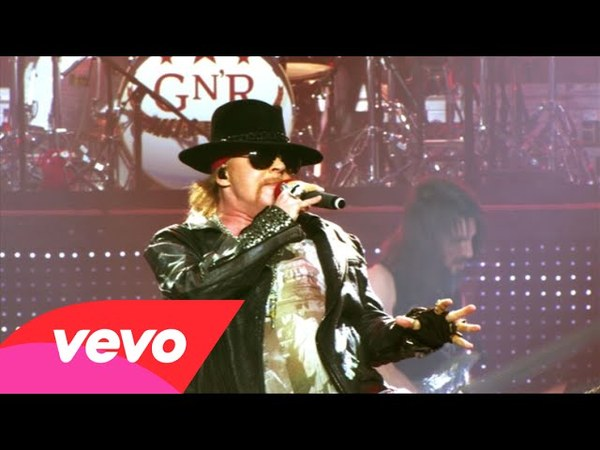 Chinese Democracy (Live)
