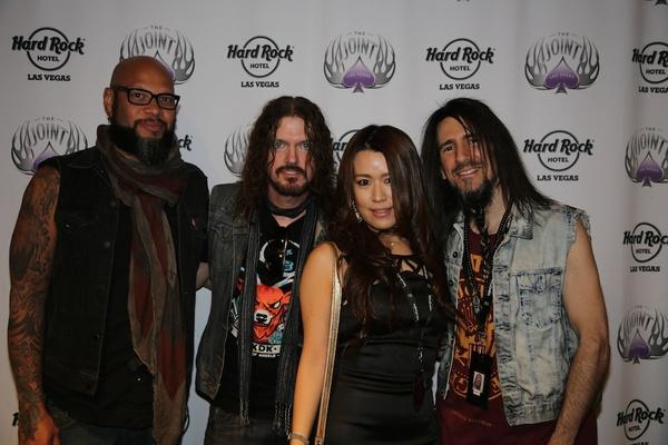 Las Vegas, NV - June 7th, 2014