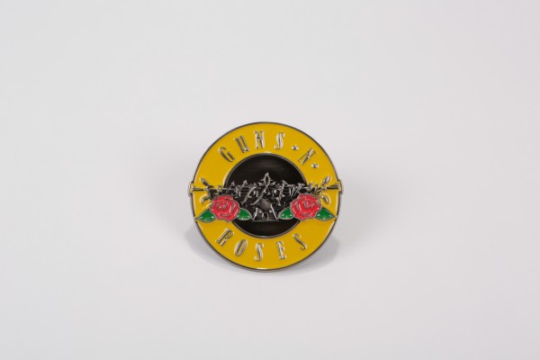 Guns N Roses Belt Buckle image