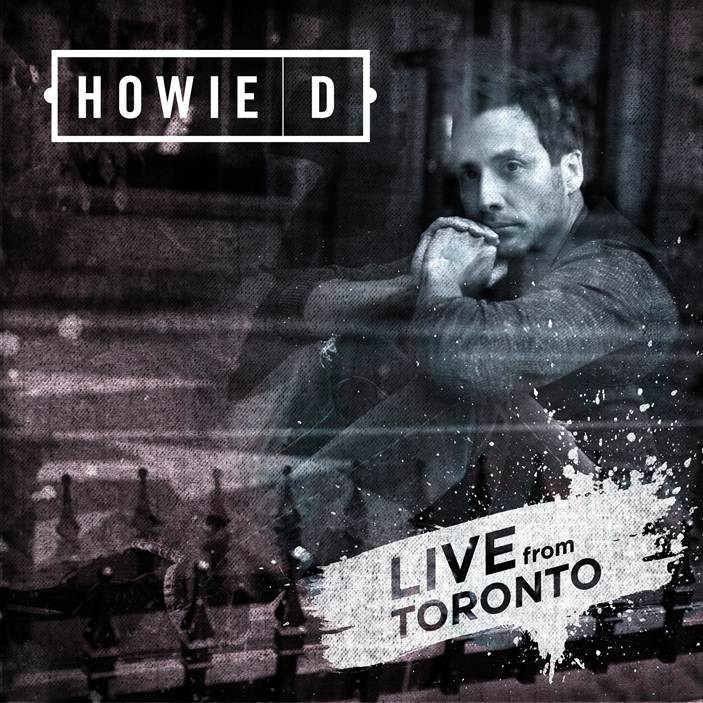 Digital Download of Live From Toronto