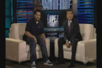 Ice Cube @ Lopez Tonight Part 1 (5.10.11)