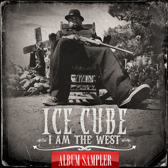 I Am The West Album Sampler image