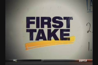 First Take 7.25.12