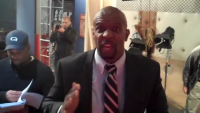 Terry Crews on Playing Against Deon Sanders