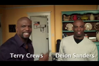 Deion Sanders & Terry Crews