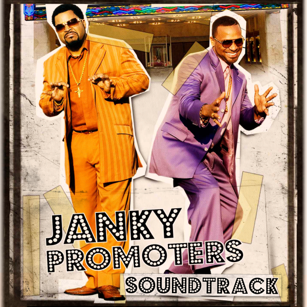 Janky Promoters Soundtrack (MP3) image