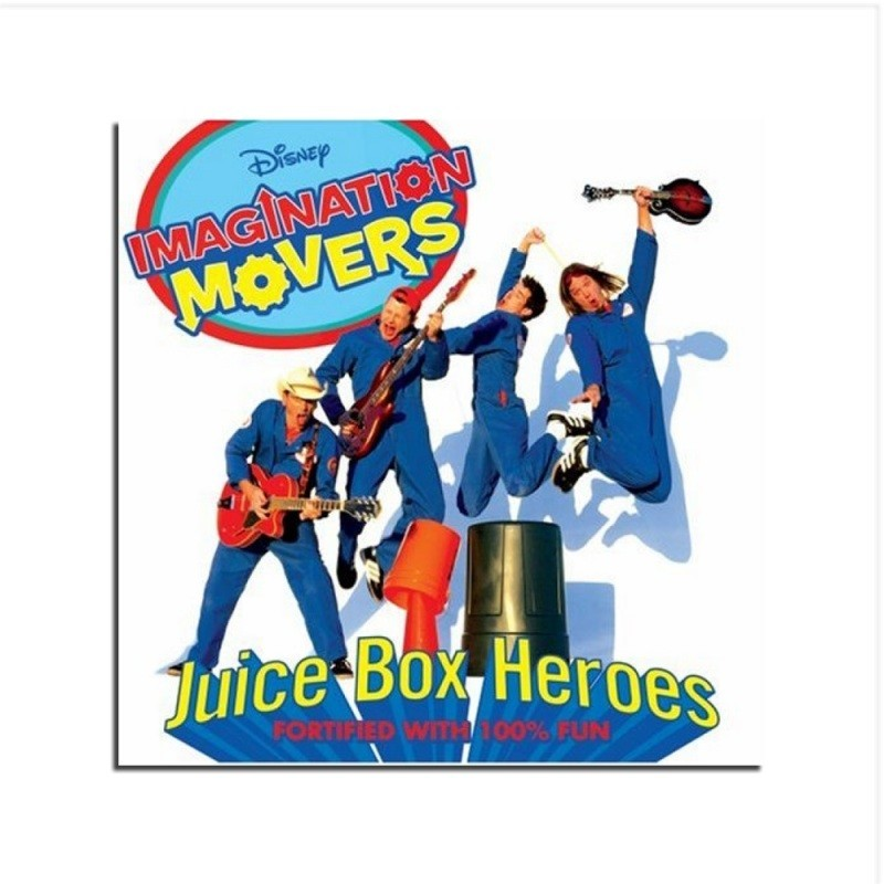 Juice Box Heroes CD