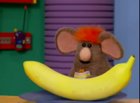 Where Is Warehouse Mouse? (Going Bananas)