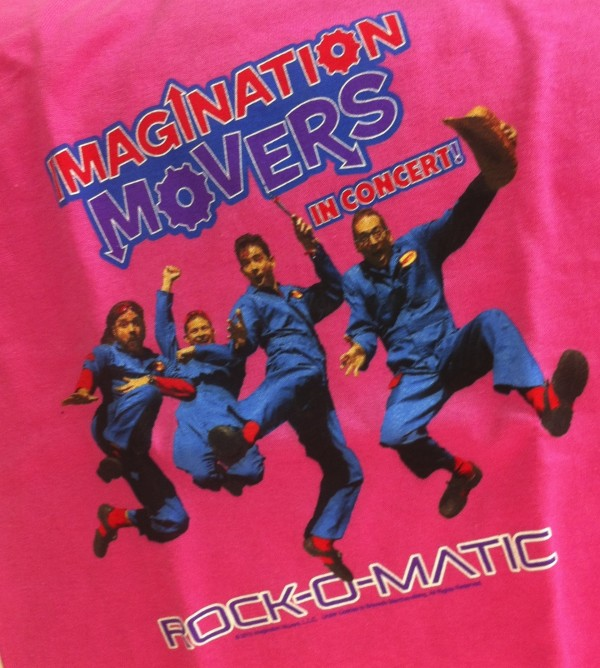 Rock-O-Matic 2012 Tour Shirt