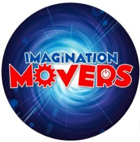 Movers New Logo Sticker