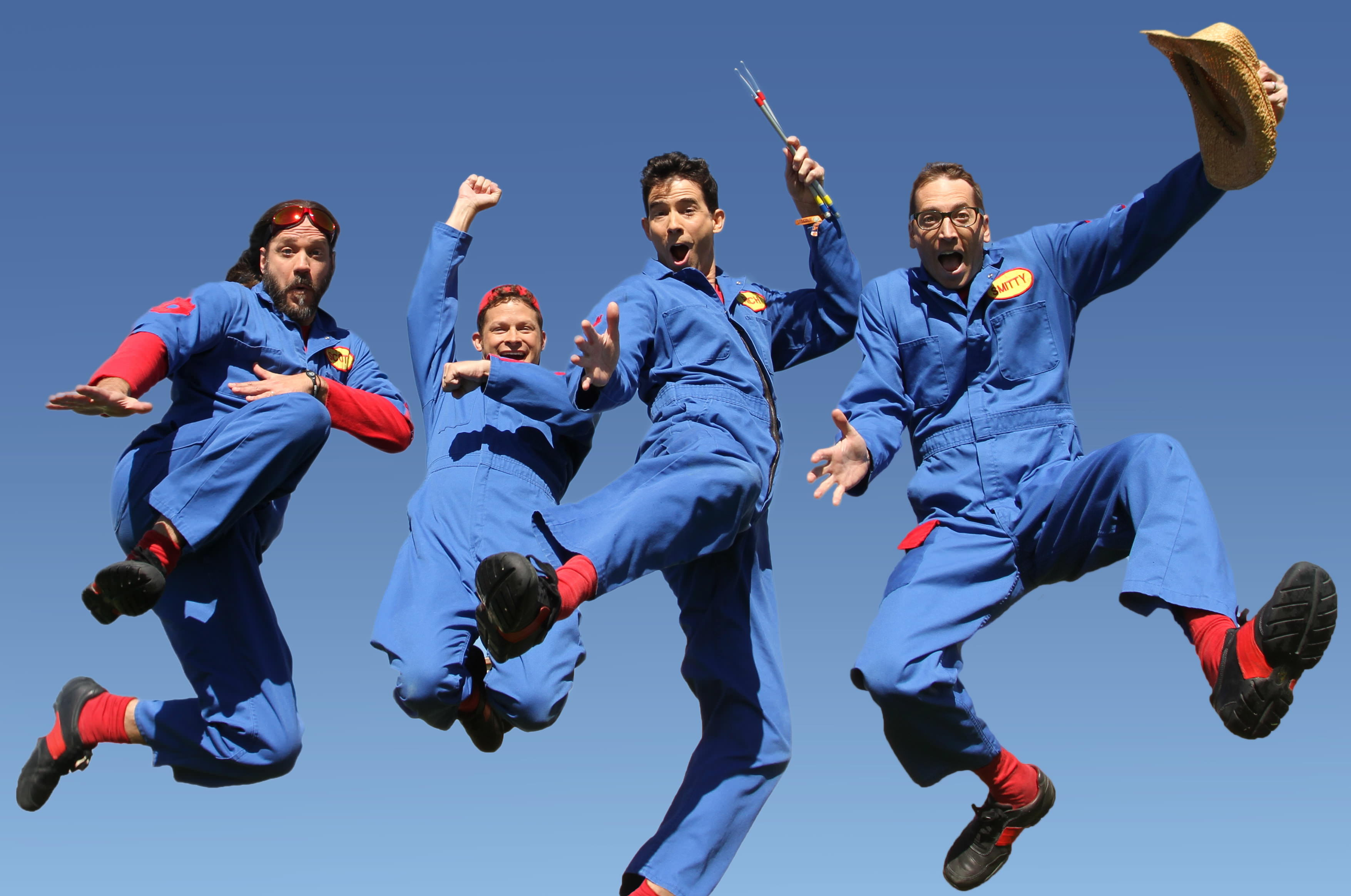 imagination Movers press photo